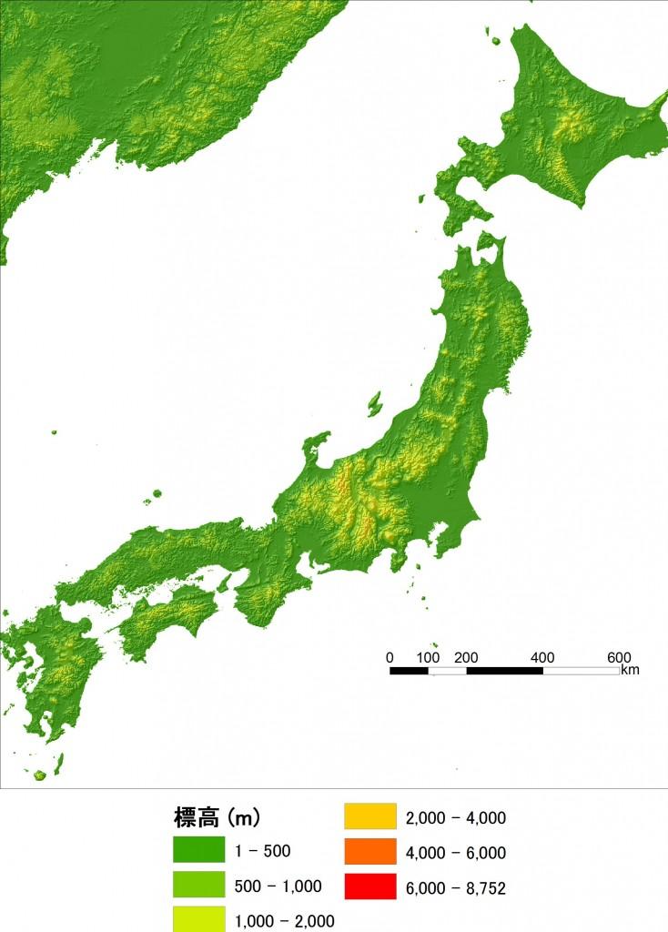 C1207Map_elevation_Japan